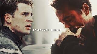 Steve & Tony || everybody knows