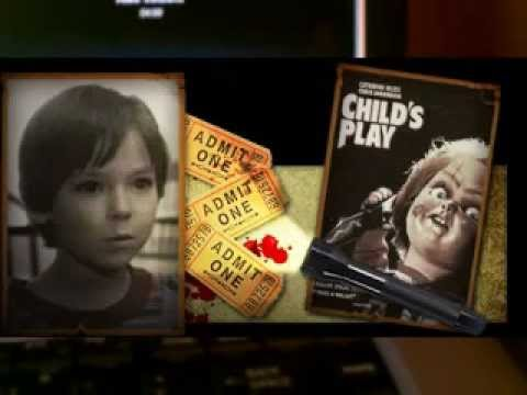 FRANKY SLAWSON INTERVIEWS...........ALEX VINCENT (ANDY FROM CHILDS PLAY!)