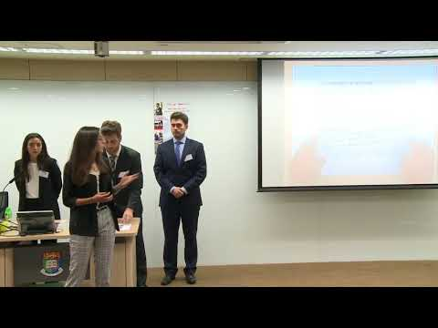 2017 Round 3 American University of Beirut - HSBC/HKU Asia Pacific Business Case Competition