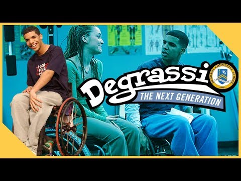 Degrassi Exec Wanted Jimmy Brooks To Walk Again