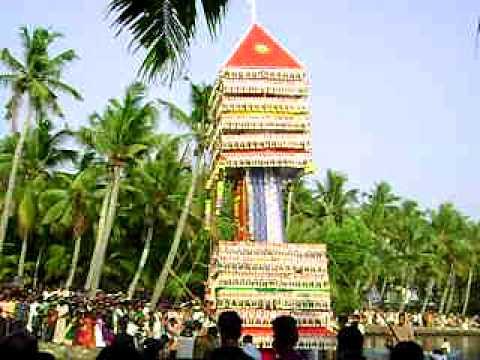 Thrikkadavoor Ulsavam Thevally Kuthira.AVI