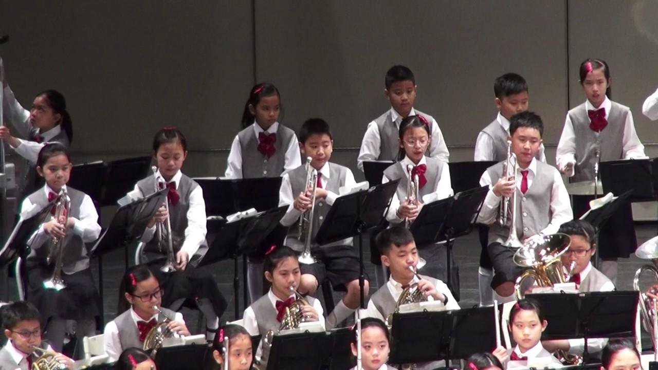 105學年度 全國音樂比賽 國小團體A組決賽特優 瑞興國小 指定曲 - YouTube