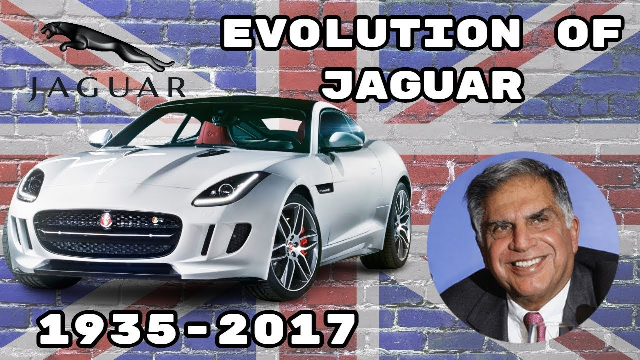 Evolution Of The Jaguar 1935 2017 Youtube