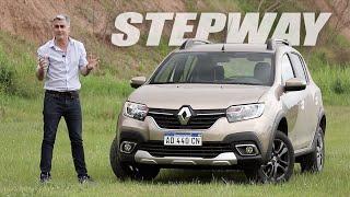 Renault Stepway 2019 - Test - Matías Antico - TN Autos
