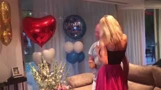 Муж не сдержал слез! Жена заказала песню в подарок на день рождения и годовщину! Подарок мужу