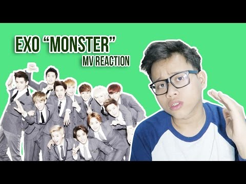 EXO 'MONSTER' MV REACTION  | BUSET DAH!!