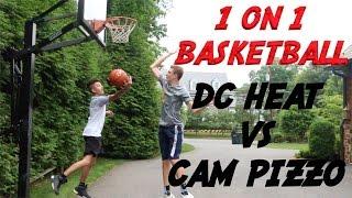 1 on 1 basketball vs dc heat
