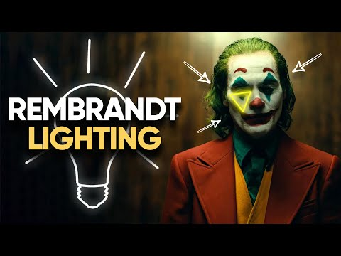 Rembrandt Lighting