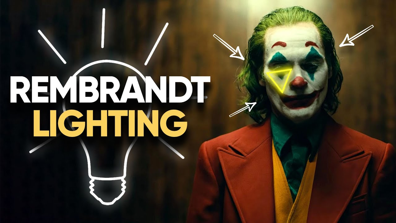 Rembrandt Lighting  sc 1 st  YouTube & Rembrandt Lighting - YouTube azcodes.com