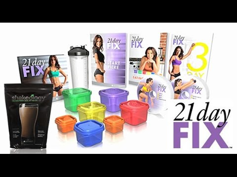 How To Order Beachbody 21 Day Fix And Shakeology Buy 21 Day Fix