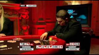 $641,500 pot Mega-bluff with 7-2 off-suit