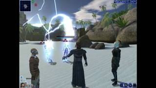 Star Wars Knights of the Old Republic HD Gameplay