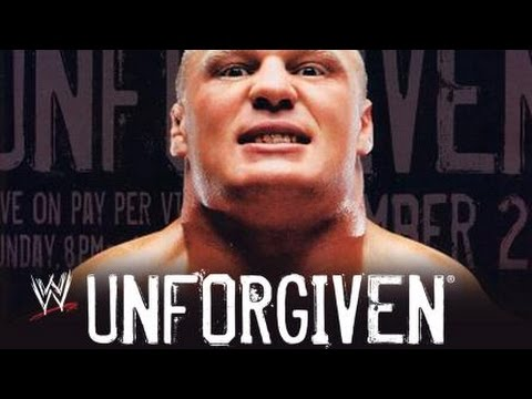 "Unforgiven 2002 Theme ""Adrenaline"" By Gavin Rossdale"