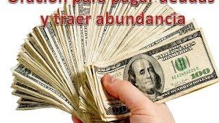 Oracion para la abundancia y pagar las deudas