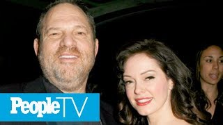Harvey Weinstein Hired Intelligence Agencies To Spy On Accusers Including Rose McGowan | PeopleTV