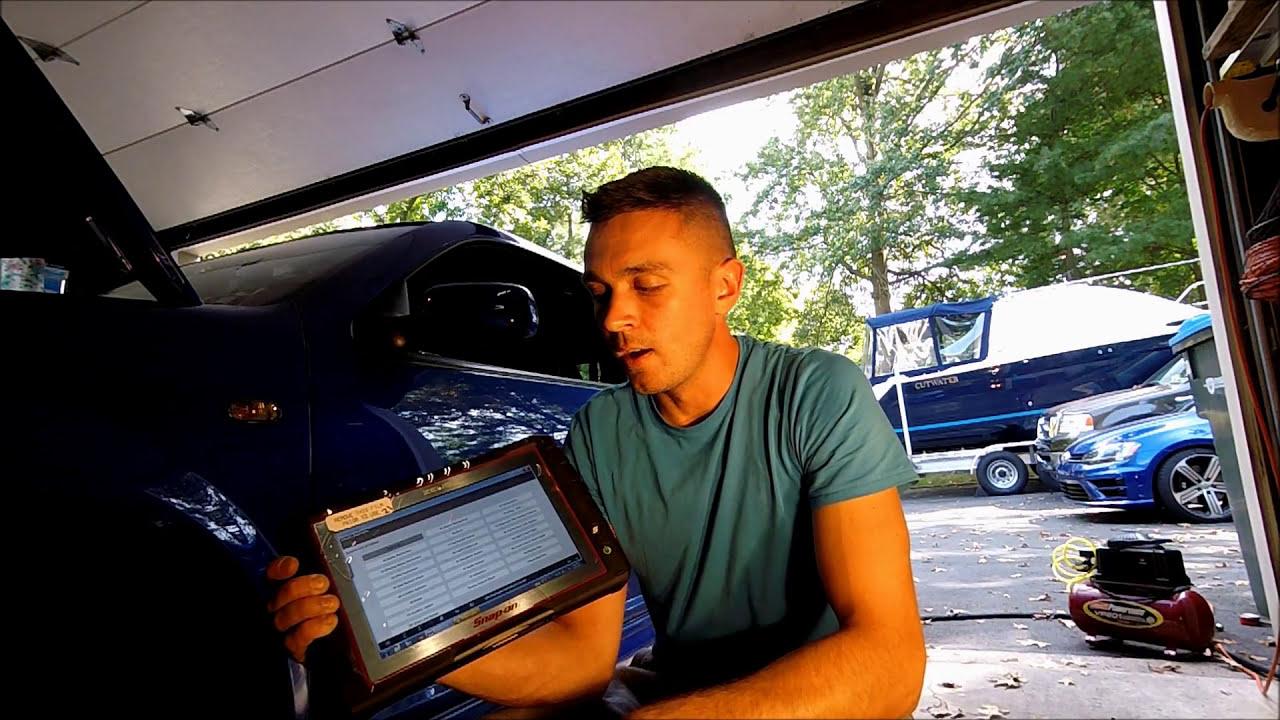 New Snap-On Zeus Scan Tool   Initial Impression & Diagnostics Review   Kelniktech 11:45 HD