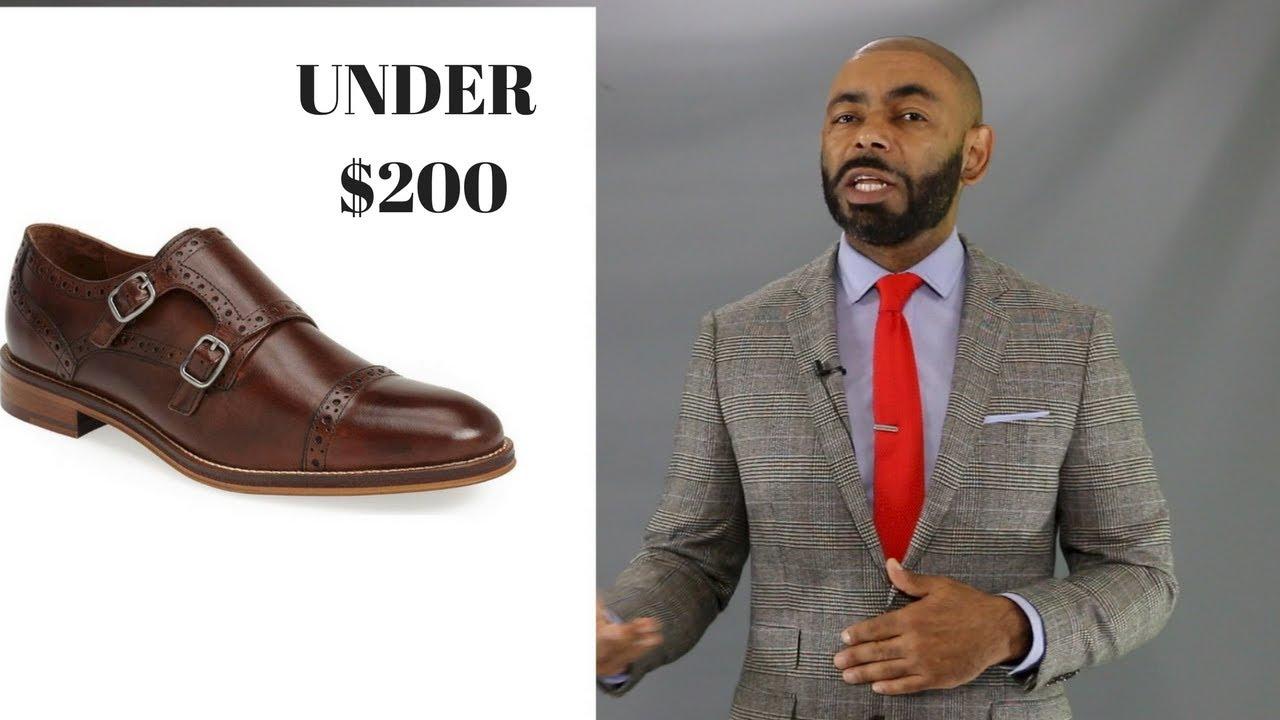 10 Best Men's Dress Shoes Under $200 Fall 2017