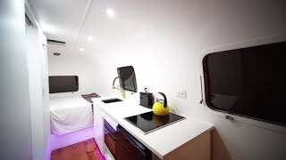 Airstream Tinyhouse In Kansas City, Mo