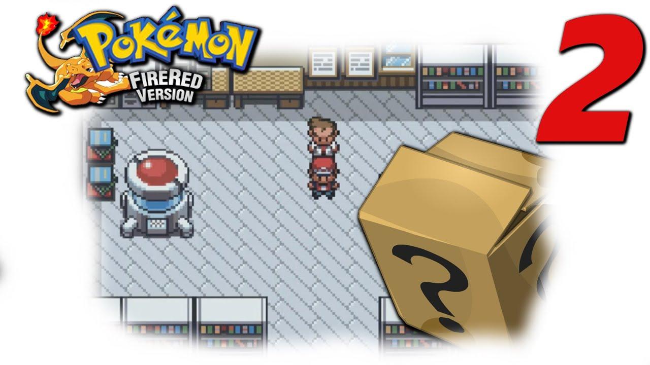 das erste pokemon 2 let 39 s play pokemon feuerrot youtube. Black Bedroom Furniture Sets. Home Design Ideas