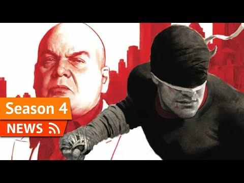 Daredevil Season 4 Was Ready To Start Upon Netflix Cancellation