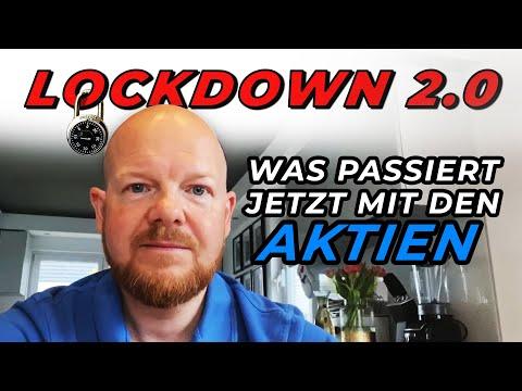 Lockdown 2.0 / Was passiert jetzt mit den Aktien?