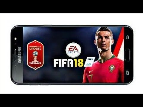 60MB How To Download FIFA 18 World Cup Game For Android