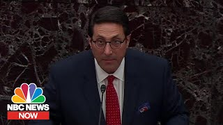 Jay Sekulow, Jerry Nadler Trade Heated Remarks Over Executive Privilege | NBC News NOW