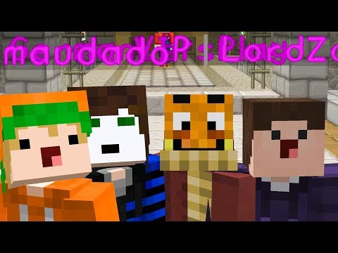 Minecraft MARIO PARTY mit dem kompletten FREEDOM SQUAD