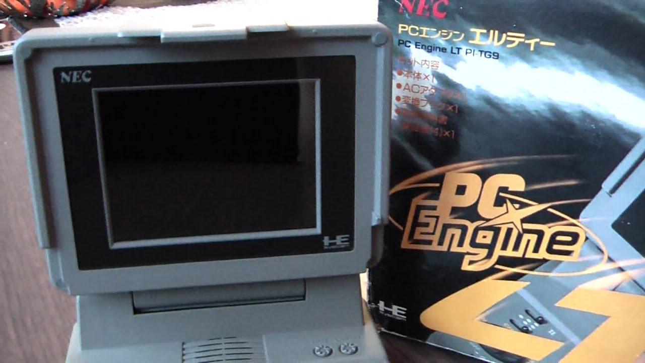 The PC Engine LT!!