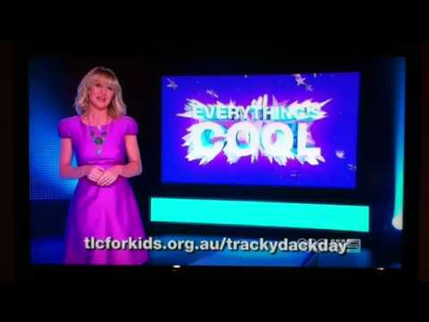 Australia's Funniest Home Video supports Tracky Dack Day