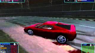 Need For Speed High Stakes (PC) - Gameplay 1