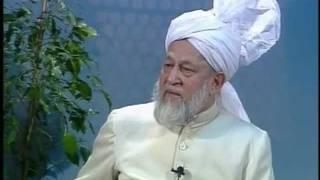 Liqa Ma'al Arab 25th February 1997 Question/Answer English/Arabic Islam Ahmadiyya