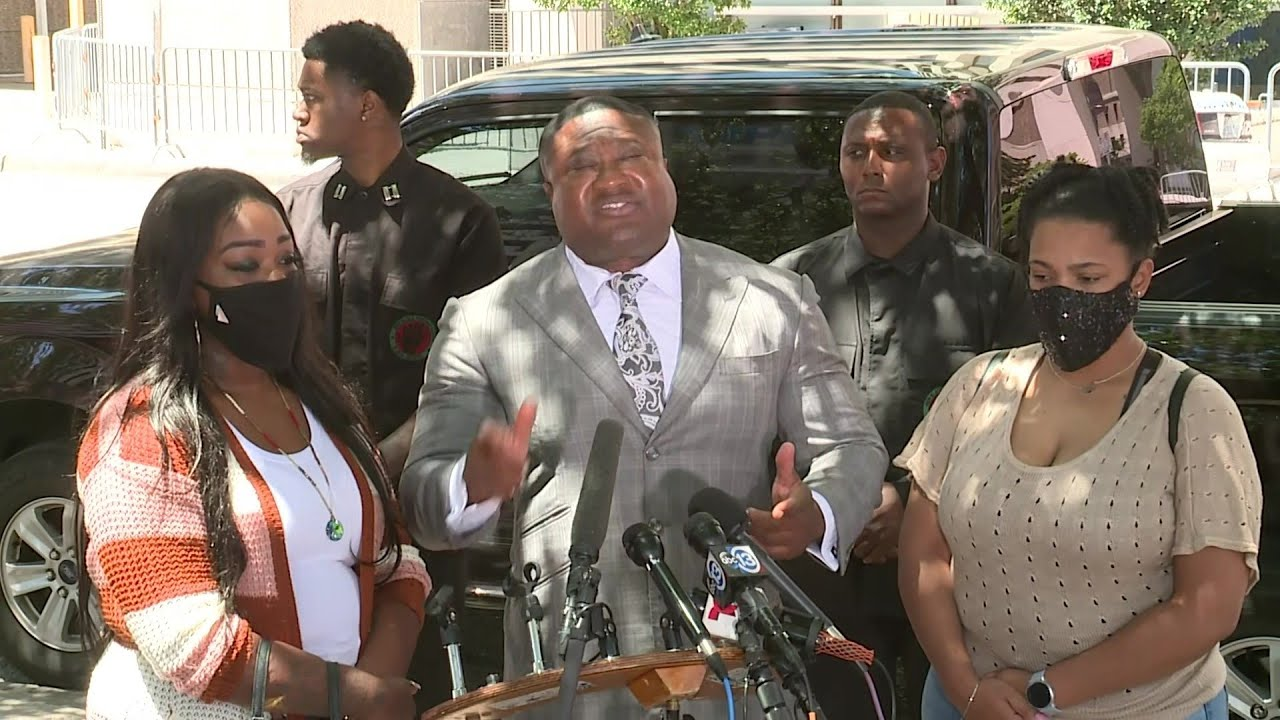 Family of man killed by police in December says shooting justified; Quanell X says Pasadena poli...