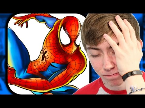 SPIDER-MAN UNLIMITED (iPhone Gameplay Video)