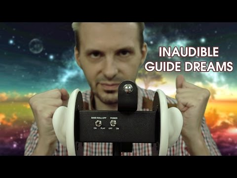 ASMR Inaudible Guide to Safe Place (Sweet Dreams)