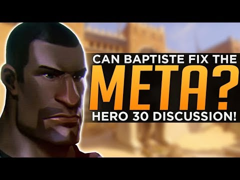 Overwatch: Hero 30 Could Fix the META! - Hero Ability Speculation thumbnail