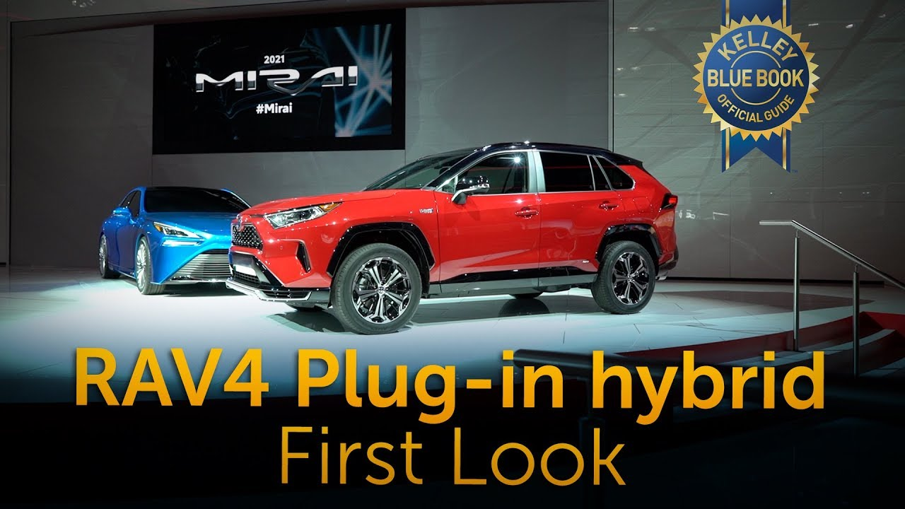 2021 Toyota Rav4 Plug In Hybrid First Look Youtube