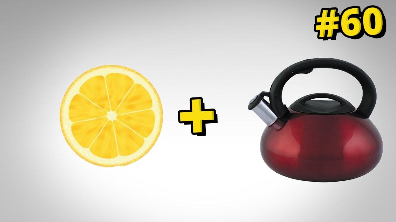 Jak uratować wyschniętą cytrynę