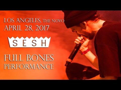 BONES at the Debute TeamSESH Concert - April 28, 2017 [Full Performance | 20 Cameras Mix]