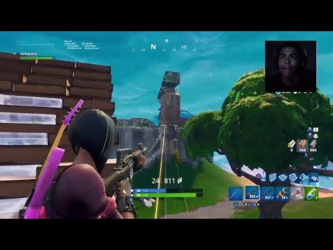 Carrying Sons In Pro League Discord|SMK ON TOP|(Fortnite Battle Royale)