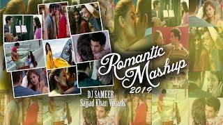 Romantic Mashup 2019   Bollywood Love Mashup 2019   Sajjad Khan Visuals
