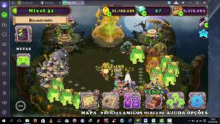 Como Deixar os monstros 100% feliz no My Singing Monsters Part 3