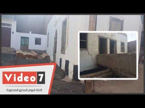 ترميم منزل الزعيم جمال عبد الناصر بأسيوط بعد طول انتظار