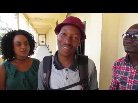 CAUB University of Burundi All Artists Interview by Gad Brighton