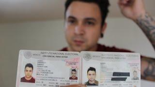 Documentos falsos en México