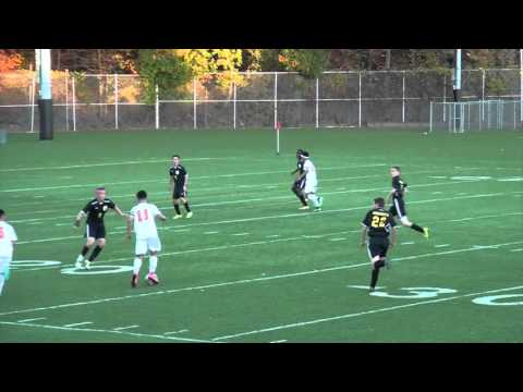 Here's a highlight reel Franco Brusco made of his son's soccer moves, playing for Fort Lee High School.