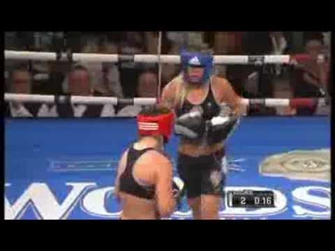 Fight For Life - Hayley Holt vs Paige Hareb