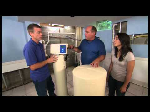 Water Softener Installation and Repair in Rockwall