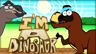 Dinosaurs Cartoons For Children To Learn & Enjoy   Learn Dinosaur Facts By HooplakidzTV