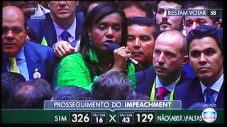 Impeachment da Dilma - Dep. Tia Eron